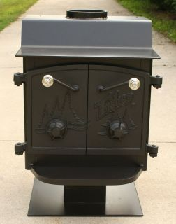 Fisher wood stove in Heating Stoves