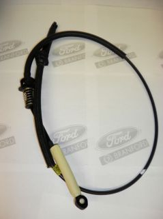 NEW FORD TRANSMISSION SHIFT CONTROL CABLE BRONCO II RANGER EXPLORER