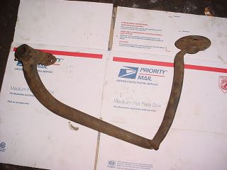 Vintage FORD Model A Cars CLUTCH BRAKE pedal 09A 7520 A2 1940 MERCURY