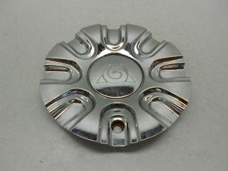 Golden Wheel Custom Wheel Center Cap Chrome Finish GW145 CAP