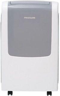 Frigidaire FRA123PT1 12,000 BTU Portable Air Conditioner, 115 Volt