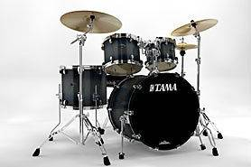 Tama drums sets 4p Starclassic Performer Smokey Indigo Burst B/B Birch