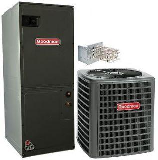 Ton 13 Seer R410a Heat Pump Split System ARUF24B14 GSZ130181
