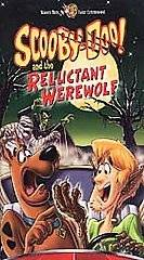 Scooby Doo and the Reluctant Werewolf (VHS, 2002, Clam Shell)
