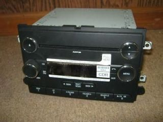 2011 2012 Ford F 250/F 350/F ​450 Superduty OEM CD Player Radio