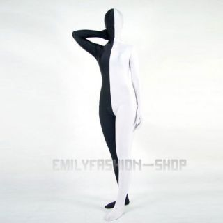 Full Body Gorgeous Lycra Spandex Suit Halloween Zentai Party Cosplay