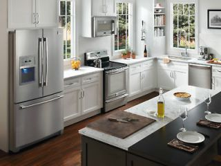 New Frigidaire Pro Stainless Steel Appliance Package with French Door