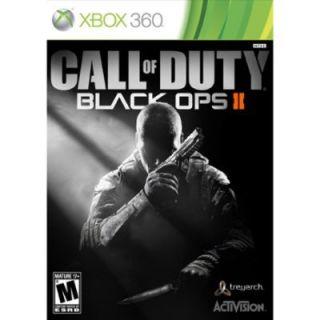 Call of Duty Black Ops 2 (Xbox 360, 2012) BRAND NEW BLACK OPS II