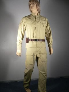 Luke Skywalker Bespin ESB Kaki star wars porps Costume uniform