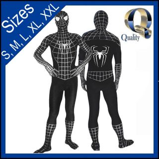 Zentai Suit   Spider man Ninja Full Body Lycra Spandex costume