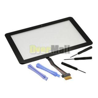 Screen Digitizer Glass For Samsung Galaxy Tab 10.1 P7510 P7500+Tools