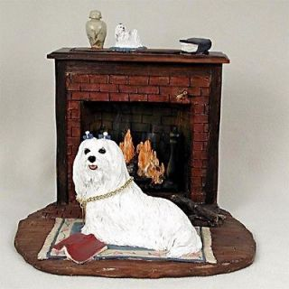 Dog Statue Figurine Home Yard & Garden Decor Dog Products & Dog Gifts
