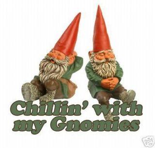 funny garden gnomes