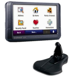 Garmin Nuvi 255WT GPS 4.3 2012 Maps & Lifetime Traffic & Friction