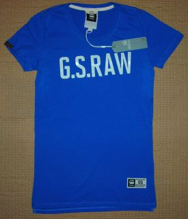 New G Star Raw womens T shirts and vest tops various patterns colours