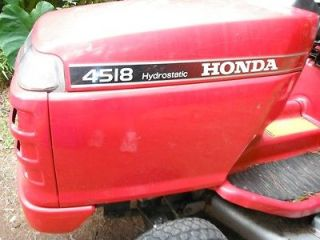 honda lawn tractor in Lawnmowers