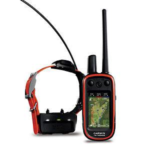 GARMIN ALPHA 100 GPS DOG TRACK AND TRAIN BUNDLE W/ TT 10 COLLAR 010