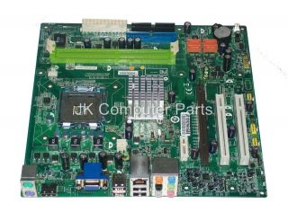 GATEWAY DESKTOP MOTHERBOARD 4006273R MBG2705002 MCP73PV MS 7399