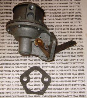 DIESEL FUEL PUMP OLIVER TRACTOR WAUKESHA ENGINE 1650 1655 1750 1755