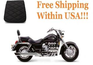 Motorcycle Passenger Back Seat Gel Pad Cushion for Honda Valkyrie