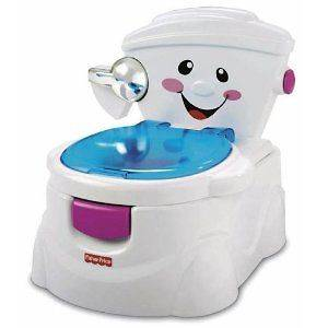 NEW Fisher Price Cheer for Me Potty Training Chair 2DaysShip