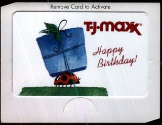 tj maxx gift card in Gift Cards