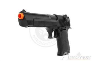 KWC Airsoft Desert Eagle Semi Auto Gas Blowback Pistol