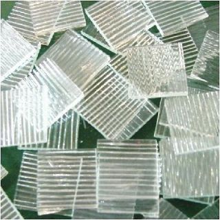 clear glass tiles in Glass & Mosaics
