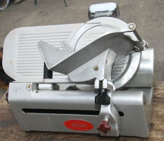 GLOBE 400 Deli MEAT SLICER with Sharpener Ready to slice your meat