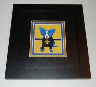 george rodrigue blue dog l k time left $ 39 99 buy it now blue dog
