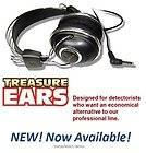 Comfortable Detector Pro Treasure Ears Metal Detector Headphones
