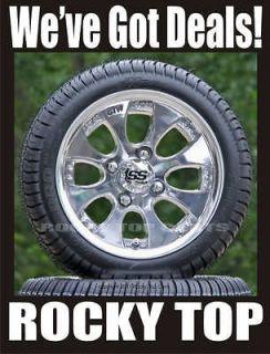 golf cart wheels tires in  Motors