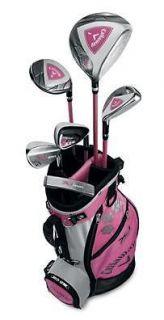 Callaway XJ Junior Girls Golf Club Set Right Hand Pink Ages 5 8 Girls