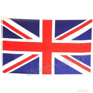 1x Large UNION JACK Flag UK Great Britain British National Sport