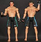 GRIFFIN VS BONNAR 2 PACK UFC RINGSIDE EXCLUSIVE TOY MMA ACTION FIGURES