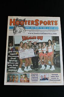 Newspaper Magazine Golf Daytona bikini contest uniform pin up model