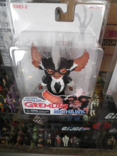 2012 NECA Gremlins Series 2 Movie Mogwais Mohawk Figure MOC NEW