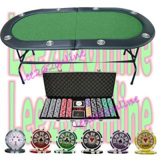 Player Casino Stainless Steel Cup Holders Poker Table G + 500 Matte