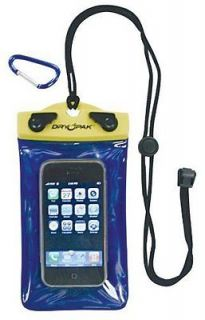 Dry Pak Waterproof Case for iPhone 5 / 4S / 4 /3G and iPod Touch