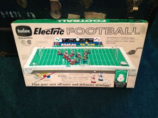 tudor electric football game in Board & Traditional Games