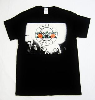 Mens graphic T Shirt /Guns N Roses / S M L XL