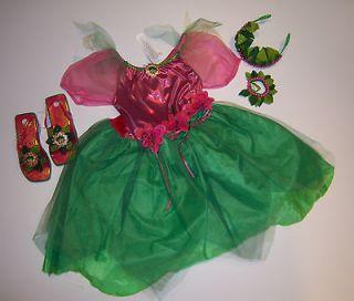Store Lilo Stitch S 6/6x Hawaiian Costume Dress Tiara Bracelet Shoes