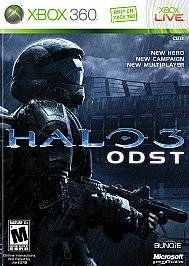 Newly listed HALO 3 ODST XBOX 360