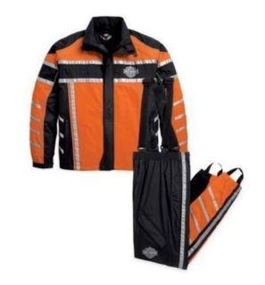 harley davidson rain suit in Clothing,