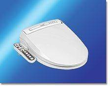 Bio Bidet BB 800 prestige Electric Bidet Toilet Seat Elongated white