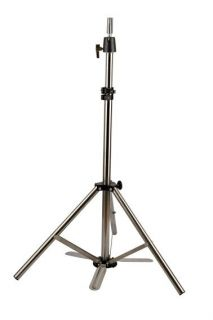 COSMETOLOGY TRIPOD HOLDER STAND X MANNEQUIN HEAD COMPARE WITH PAUL