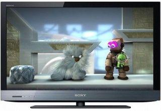 Sony BRAVIA 46 KDL 46EX523 LED LCD HDTV 1080P 60Hz Internet Apps