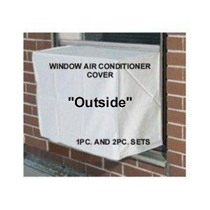 window air conditioner cover in Heating, Cooling & Air
