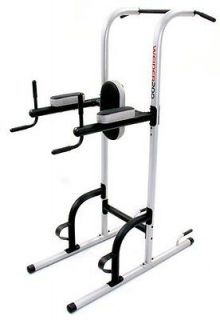 Weider 200 Power Tower Multi Station Gyms Lifts Pull up Push up Dips
