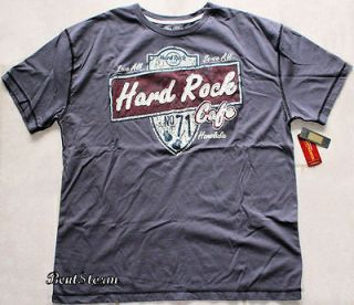 HARD ROCK CAFE HONOLULU HAWAII GRAY NO 71 short sleeve T SHIRT TEE SZ
